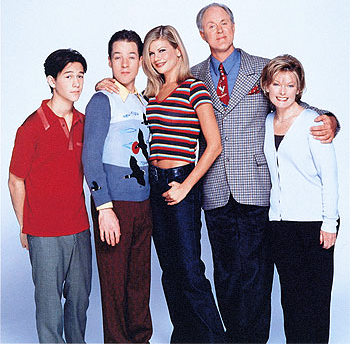 3rd Rock From The Sun Cast