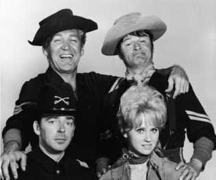 F-Troop Cast