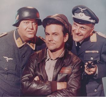 Hogan's Heroes Cast