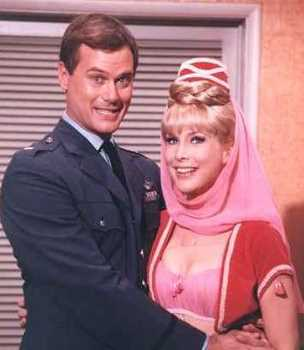I Dream Of Jeannie Cast