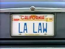 L.A. Law Title Card