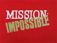 Mission: Impossible Title Card