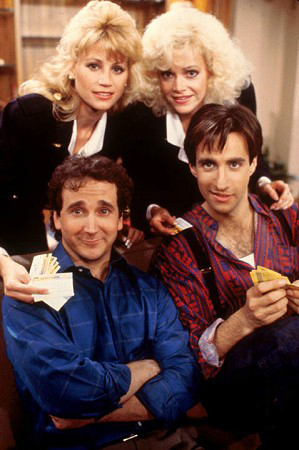 Perfect Strangers Cast