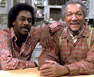 Sanford and Son Cast