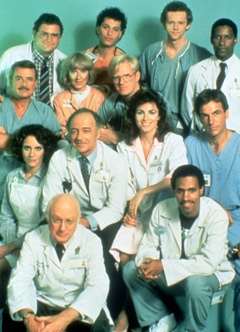 St. Elsewhere Cast
