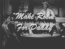 Make Room For Daddy / The Danny Thomas Show Title Card