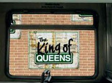 The King Of Queens Logo