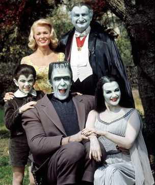 The Munsters Cast