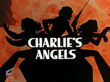 Charlie's Angels Title Card